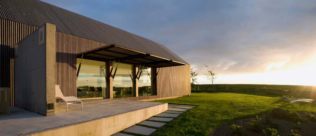 The Barn House by Belgian Architectural and interior office Buro II