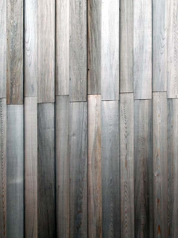 Graham Rivers Architects Timber Cladding Detail