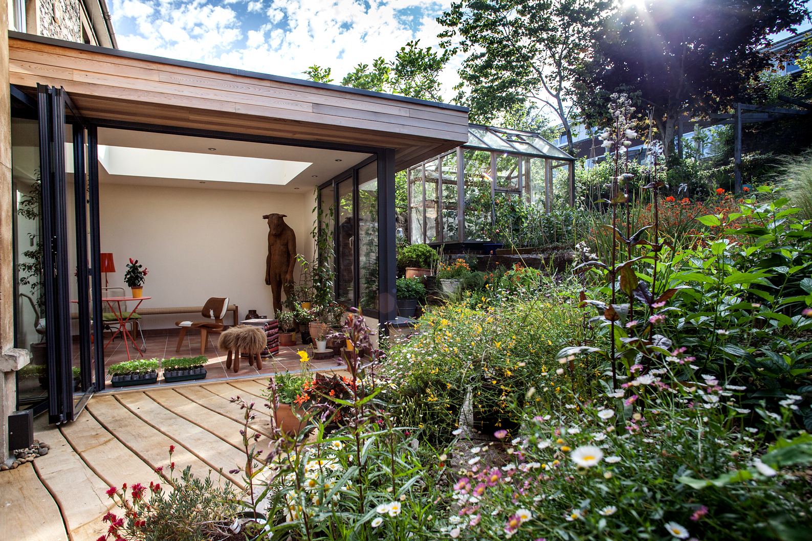 Graham rivers architects garden room extension for Garden room additions