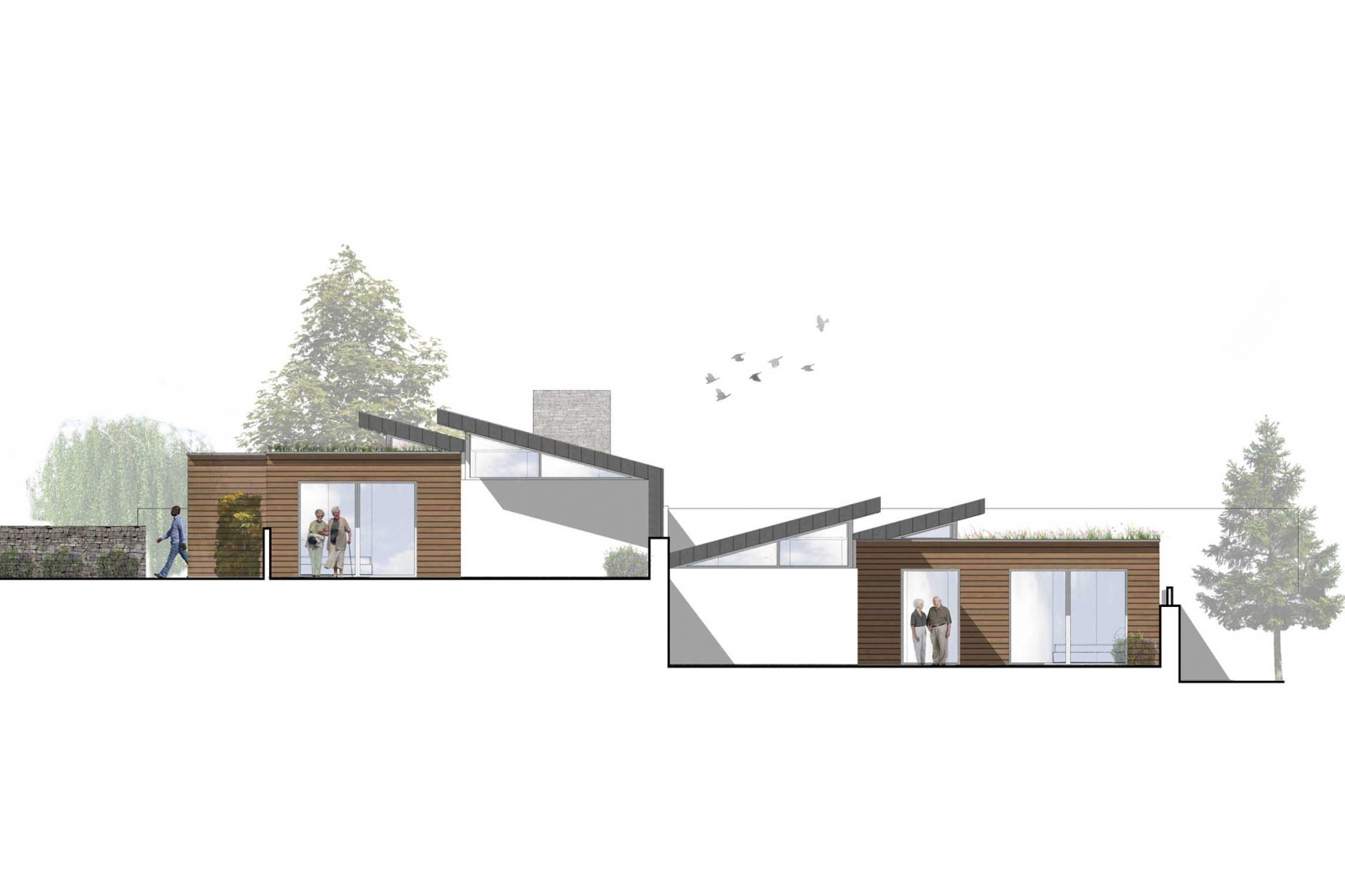 Graham rivers architects accessible homes bristol for Accessible homes
